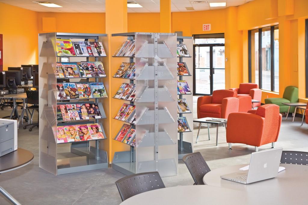 Queens Library Far Rockaway Branch, NY